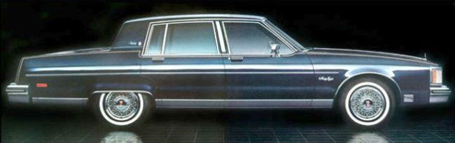 1982 Oldsmobile Ninety Eight Regency Brougham Car Picture