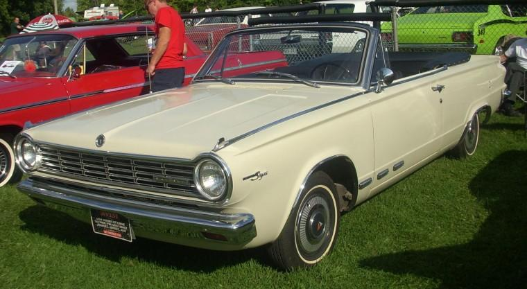1965 Plymouth Valiant Signet Car Picture