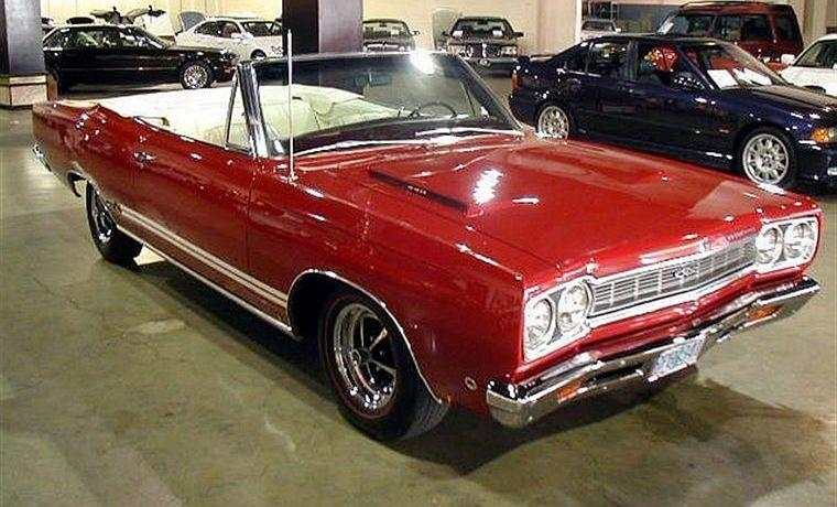 1968 Plymouth GTX Car Picture