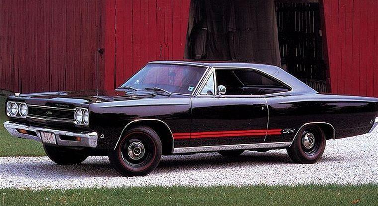1968 Plymouth GTX 440 Car Picture