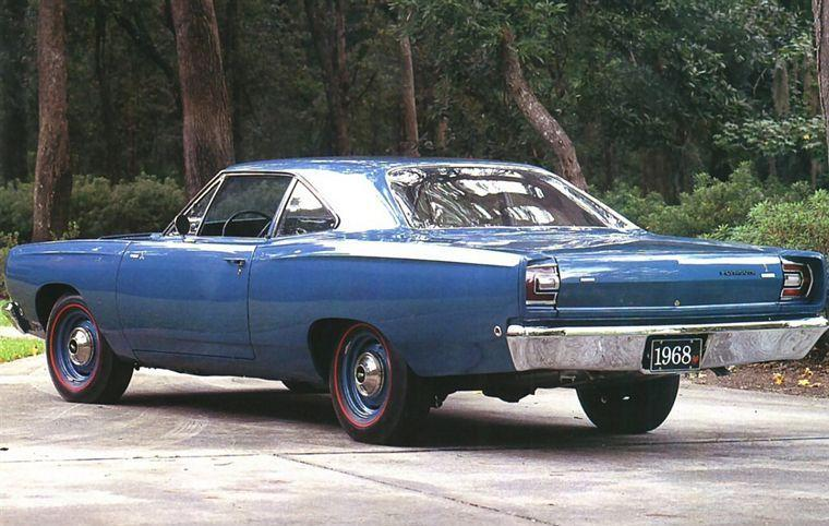 1968 Plymouth Road Runner Car Picture