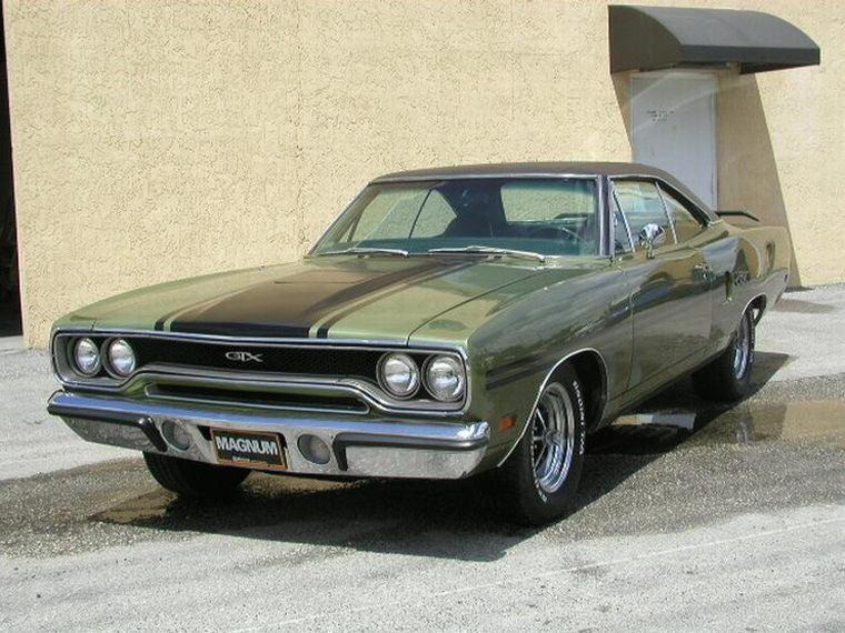 1977 Plymouth GTX Car Picture