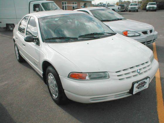 1999 Plymouth Breeeze Car Picture