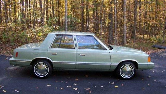 1982 Plymouth Reliant Car Picture
