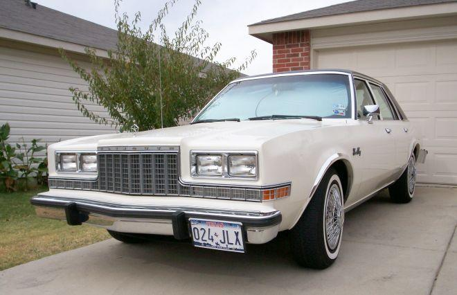 1985 Plymouth Gran Fury Car Picture