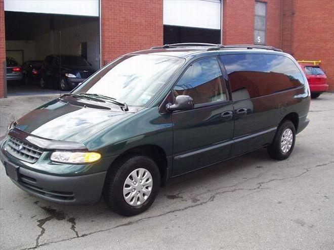 1997 Plymouth Grand Voyager Van Picture
