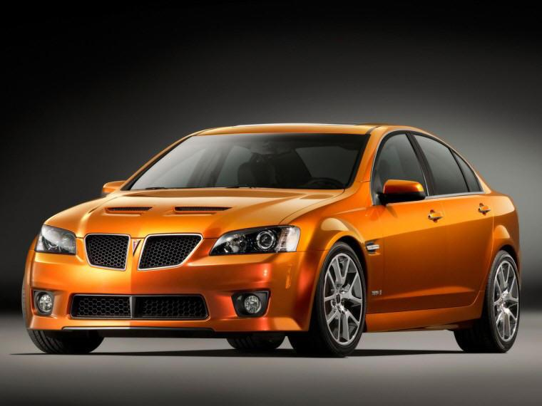 2009 Pontiac G8 GXP Car Picture