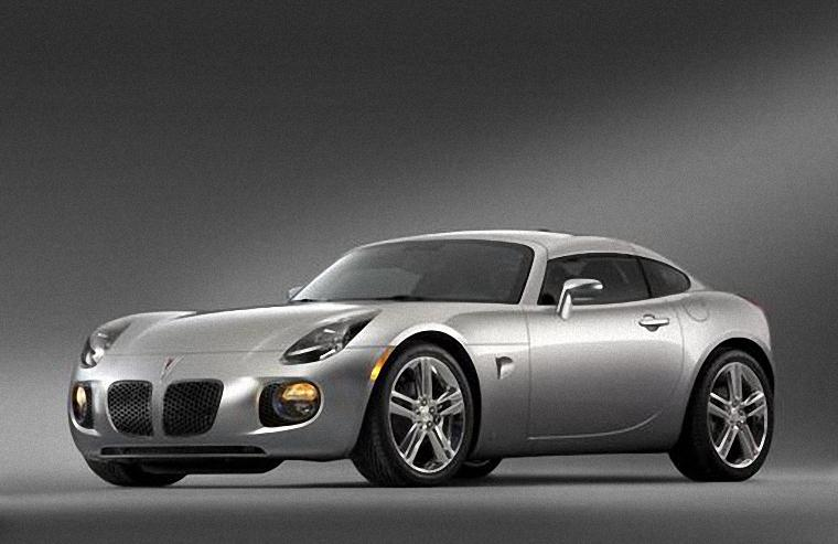 2009 Pontiac Solstice Car Picture
