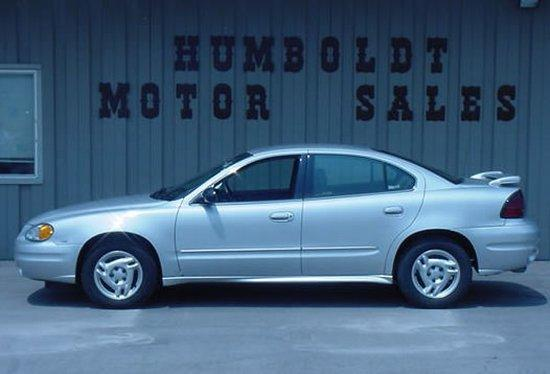 2004 Pontiac Grand Am Car Picture