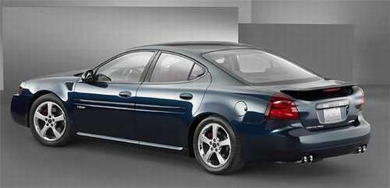 2005 Pontiac Grand Prix Car Picture
