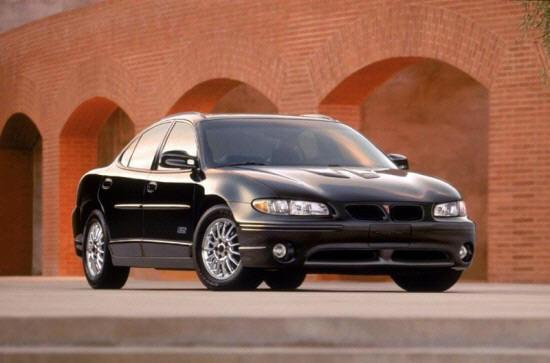 2001 Pontiac Grand Prix Car Picture