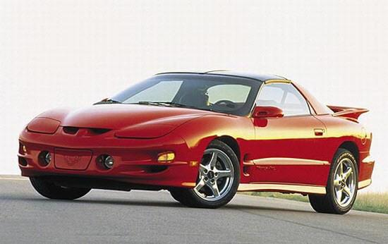 2002 Pontiac Firebird Car Picture