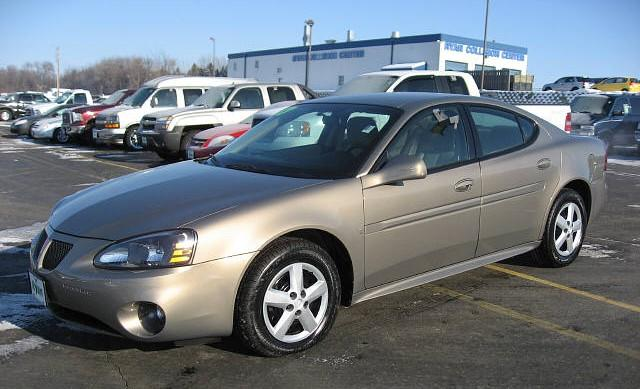 2007 Pontiac Grand Prix Car Picture