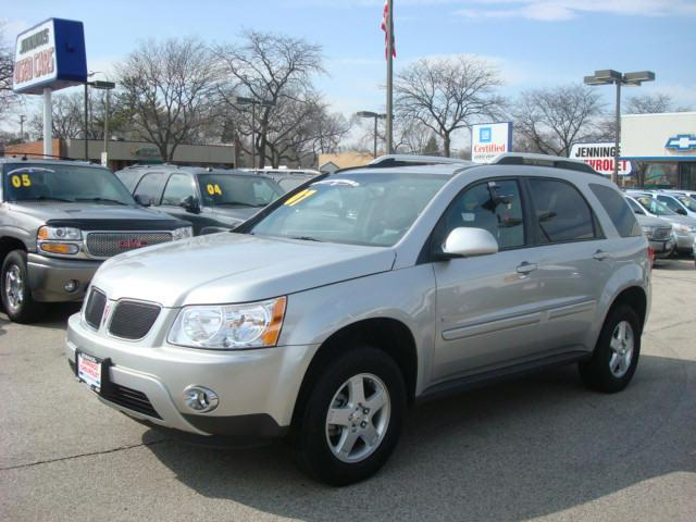 2007 Pontiac Torrent Front left Side Car Picture