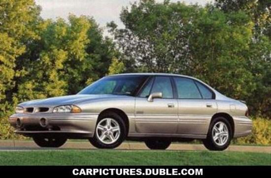 1995 Pontiac Bonneville Car Picture