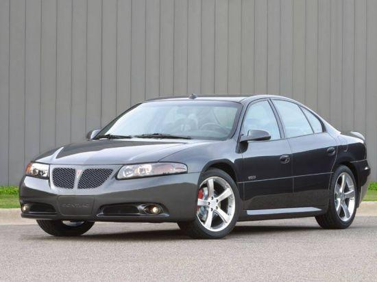 2004 Pontiac Bonneville GXP Car Picture