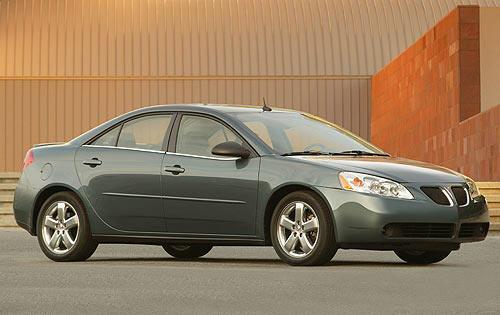 2005 Pontiac G6 Car Picture