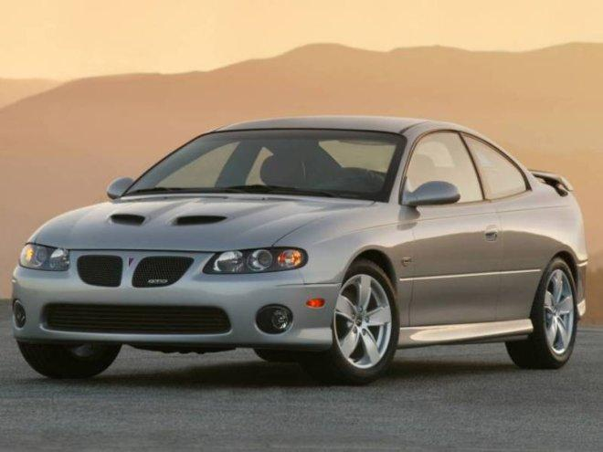 2006 Pontiac GTO Car Picture