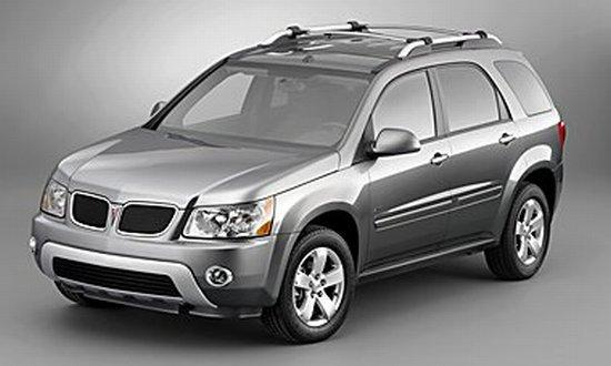 2006 Pontiac Torrent Car Picture
