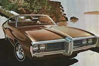 1969 Pontiac Lemans Car Picture