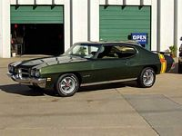 1972 Pontiac Lemans Car Picture