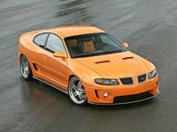 2002 Pontiac GTO Ram Car Picture