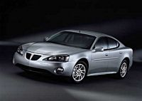 2004 Pontiac Grand Prix Car Picture