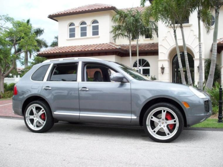 gray 2005 porsche cayenne car photo porsche car pictures. Black Bedroom Furniture Sets. Home Design Ideas