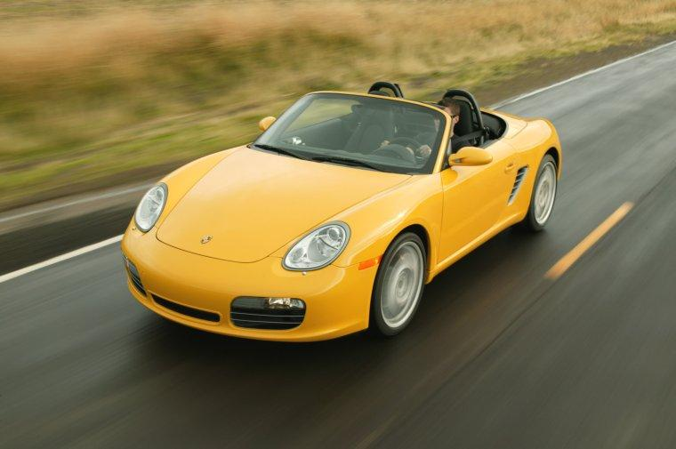 2006 Porsche Boxster Front left Car Picture
