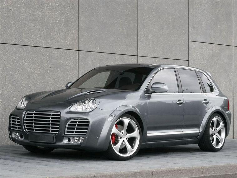 2006 Porsche-TechArt Magnum Cayenne Car Picture