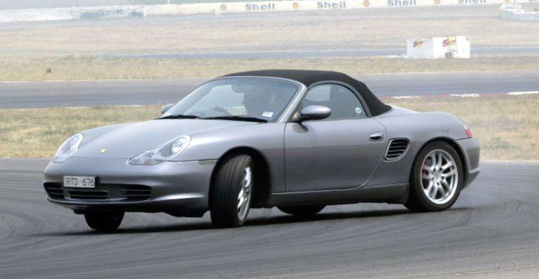 Porsche Boxster S-5 Front left Car Picture