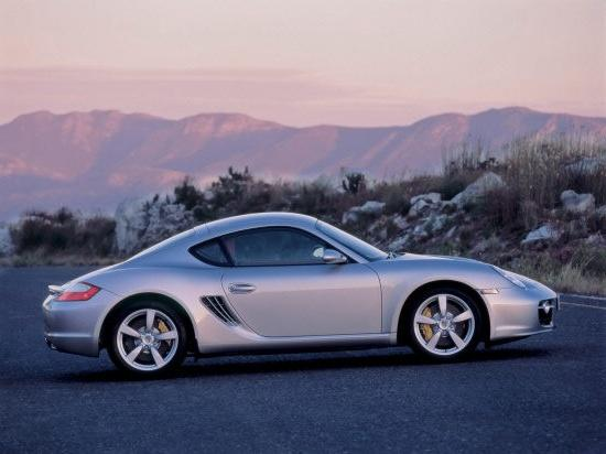 2006 Porsche Cayman Car Picture