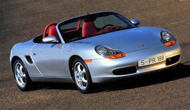 1997 Porsche Boxster Car Picture