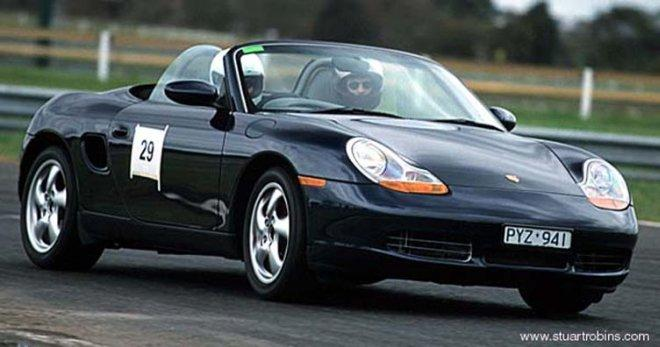 2000 Porsche Boxster Car Picture