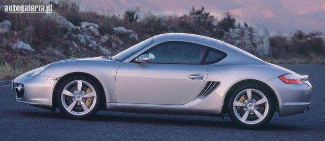 2005 Porsche Cayman Car Picture