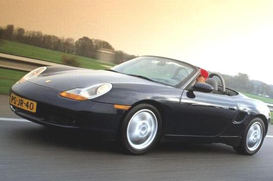 1998 Porsche Boxster Car Picture