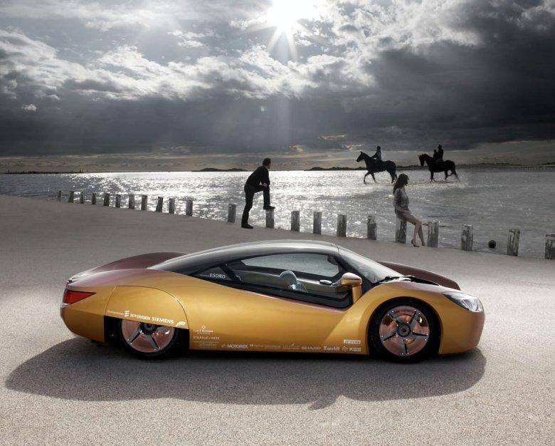 Rinspeed iChange Concept Car Picture