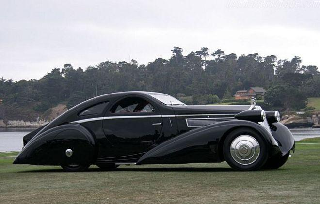 Rolls-Royce Phantom I Car Picture
