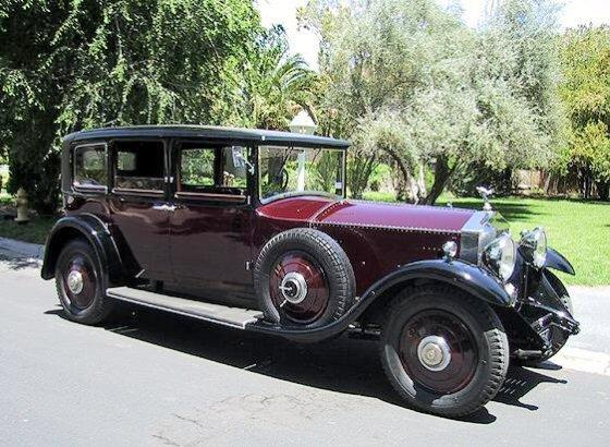 1930 Rolls-Royce Phantom II Car Picture