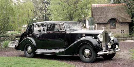 1947 Rolls-Royce Silver Wraith Car Picture