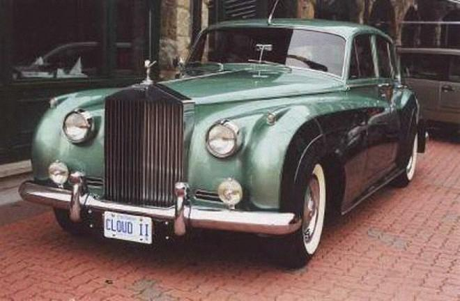 1959 Rolls-Royce Silver Cloud Car Picture