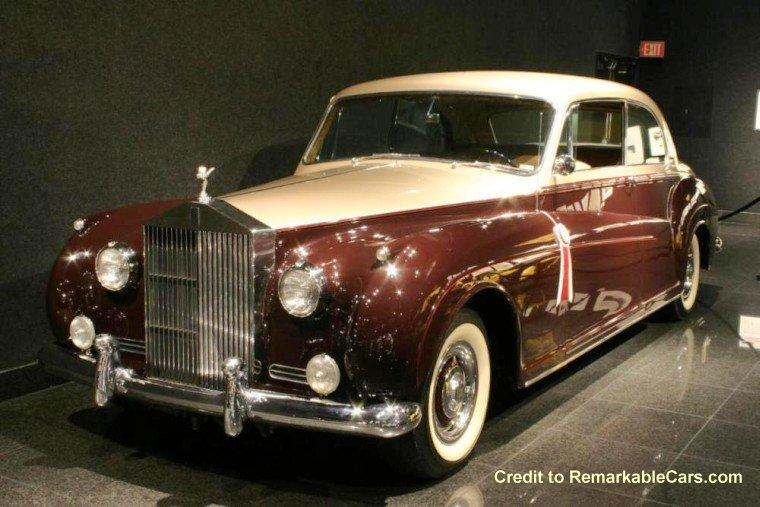 1962 Rolls-Royce Phantom V Car Picture