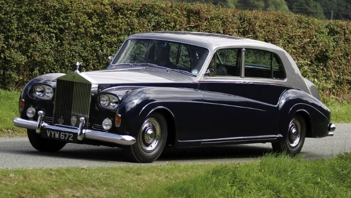 1965 Rolls-Royce Coniche Car Picture