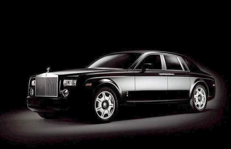 2006 Rolls-Royce Phantom Front left Car Picture