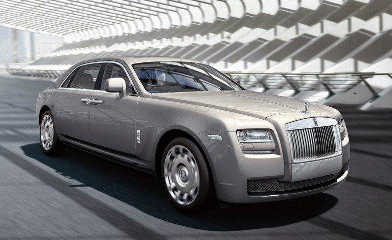 2012 Rolls-Royce Ghost Car Picture