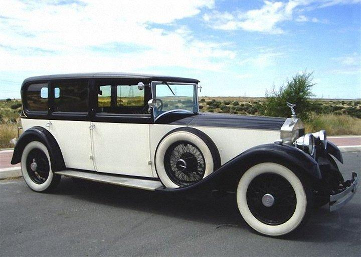 Rolls-Royce Phantom II Car Picture