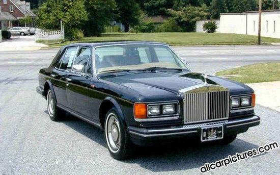 Rolls-Royce Silver Spirit Car Picture