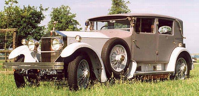 1927 Rolls-Royce Phantom I Car Picture