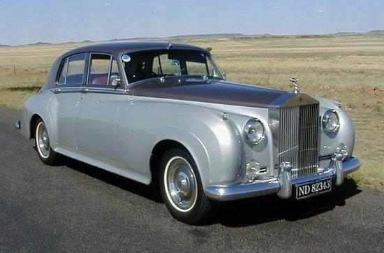 1958 Rolls-Royce Silver Cloud Car Picture