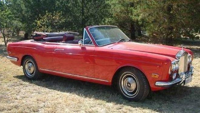 1971 Rolls-Royce Corniche Car Picture